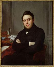 Portrait of Alexandre Auguste Ledru-Rollin by Angelique Mongez