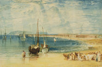 Weymouth, c.1811 by Joseph Mallord William Turner