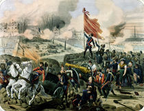 Attack at Pont de Neuilly and Courbevoie by French School
