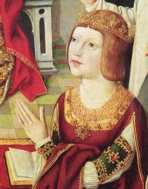 The Virgin of the Catholic Kings von Spanish School