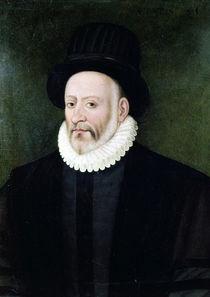 Michel Eyquem de Montaigne von Etienne Martellange