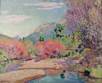 The Banks of the Sedelle at Crozant by Jean Baptiste Armand Guillaumin