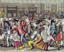 The Freedom of the Press, 1797 von French School