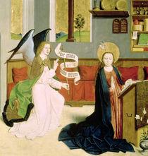 Annunciation, c.1470-80 by German School