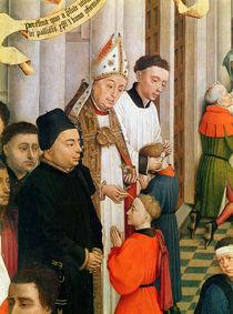 The Seven Sacraments Altarpiece von Rogier van der Weyden