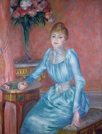 Madame de Bonnieres, 1889 von Pierre-Auguste Renoir