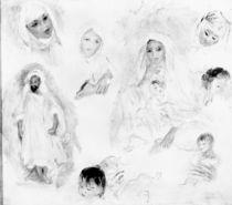 Arabs, 1881-82 von Pierre-Auguste Renoir
