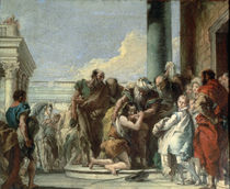 Return of the Prodigal Son by Giovanni Battista Tiepolo