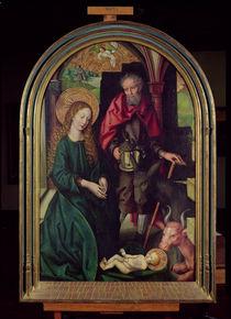 The Nativity, c.1478 by Martin Schongauer