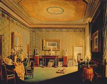 Salon in the Barbierrini House by Francesco Diofebi