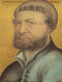 Self Portrait, 1542 von Hans Holbein the Younger