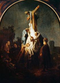 The Deposition, 1632-33 von Rembrandt Harmenszoon van Rijn