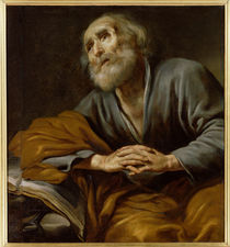 St. Peter Repentant by Claude Vignon