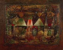 Nocturnal festivities, 1921 by Paul Klee