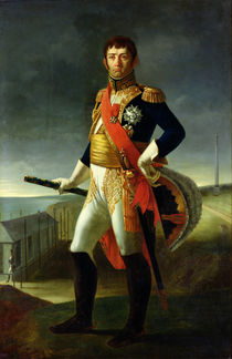 Jean-de-Dieu Soult Duke of Dalmatia by Louis Henri de Rudder
