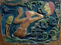 Be Mysterious, 1890 von Paul Gauguin