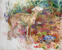 Laerte the Greyhound, 1894 von Berthe Morisot