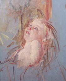 Young Child in its Mother's Arms von Mary Stevenson Cassatt