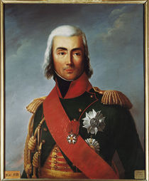 Jean-Baptiste Bessieres Duke of Istria by French School