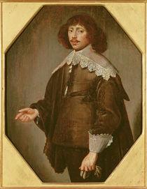 Portrait of a Man, c.1640 by Dutch School