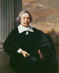 Portrait of a Man, 1662 by Ferdinand Bol