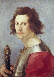 Self Portrait von Gian Lorenzo Bernini