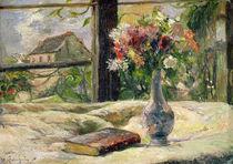 Vase of Flowers by Paul Gauguin