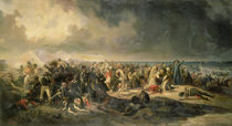 Scene of the Landing at Quiberon in 1795 by Jean Sorieul
