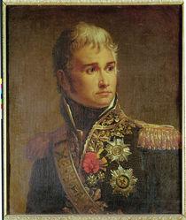 Portrait of Jean Lannes Duke of Montebello by Francois Pascal Simon, Baron Gerard