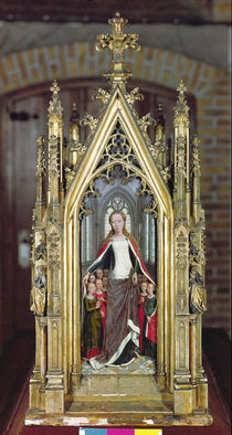 St. Ursula and the Holy Virgins by Hans Memling