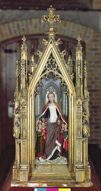 St. Ursula and the Holy Virgins von Hans Memling
