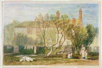 Steeton Manor House, near Farnley von Joseph Mallord William Turner