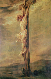 Christ on the Cross, c.1646 von Rembrandt Harmenszoon van Rijn