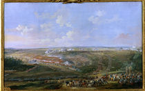 The Battle of Fontenoy, 11th May 1745 by Louis Nicolas van Blarenberghe