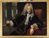Portrait of a Gentleman, c.1715-25 by French School