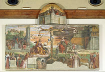 Allegory of the Old and New Testaments by Benvenuto Tisi da Garofalo
