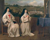 Two Nuns by Philippe de Champaigne