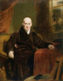 Benjamin West 1810 by Thomas Lawrence