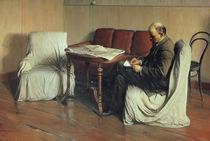 Vladimir Lenin at Smolny, 1930 by Isaak Israilevich Brodsky