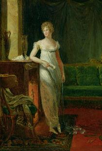 Catherine Worlee Duchess of Talleyrand-Perigord von Francois Pascal Simon, Baron Gerard