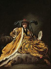 A Greek Sultana, 1748 von Jean Barbault