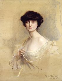 Anna de Noailles 1913 by Philip Alexius de Laszlo