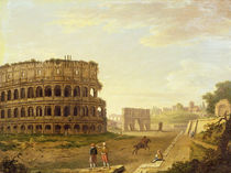 The Colosseum, 1776 by John Inigo Richards