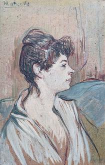 Marcelle, 1894 von Henri de Toulouse-Lautrec