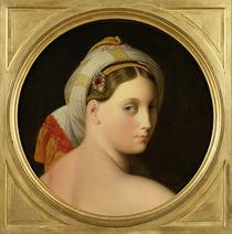 Study for an Odalisque von Jean Auguste Dominique Ingres
