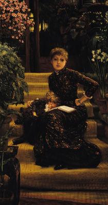 Mother and Child or The Elder Sister von James Jacques Joseph Tissot