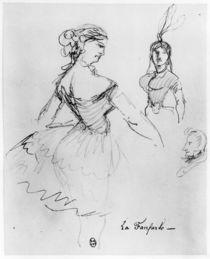 La Fanfarlo von Charles Pierre Baudelaire
