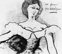 A Woman for Asselineau by Charles Pierre Baudelaire