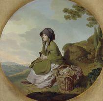 Market Girl c.1776-77 von Henry Walton