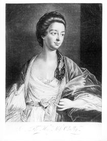Elizabeth Chudleigh Countess of Bristol and Duchess of Kingston von English School